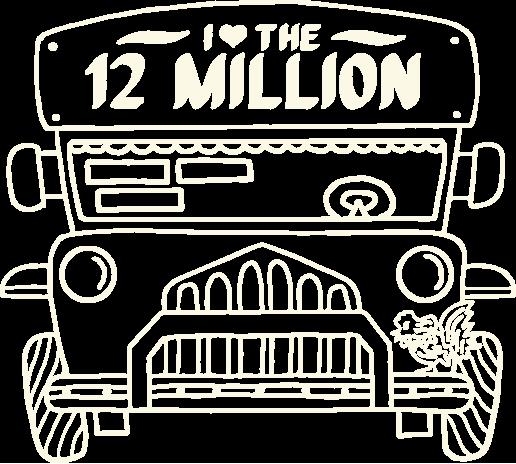 12 Million Shirt